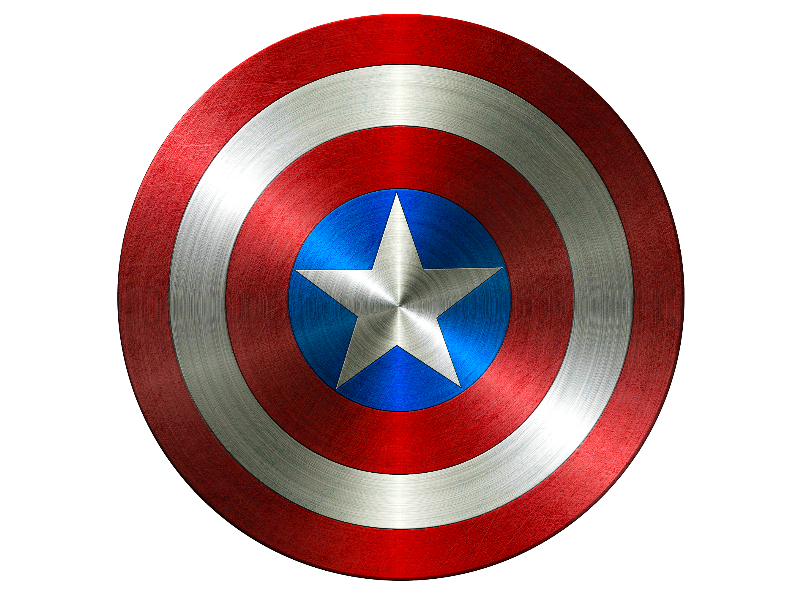 Captain America Shield Png Isolated Objects Textures For Photoshop Captain America Shield Captain America Captain