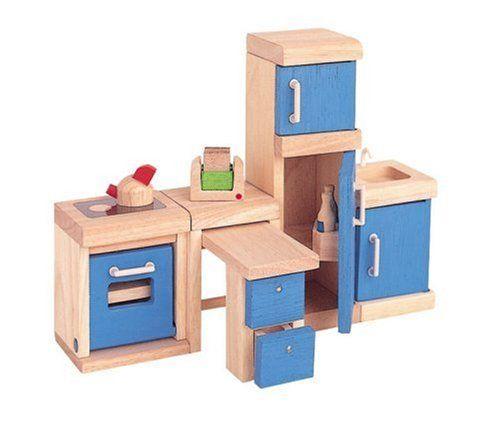 b97108b6c61cd38fe7dc05b21f6b054c plan toy doll house kitchen neo style plan toys, www,Plan Toys Dolls House Furniture