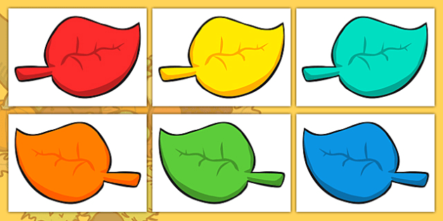 Editable Leaves | Free Resources | Pinterest | Activities
