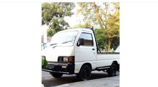 Daihatsu Zebra Pick Up Mobil