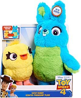 Toy Story 4 Ducky Bunny Scented Friendship 11 Pixar toys