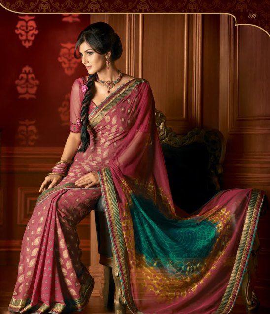 The Typical Bengali Bridal Dress Is A Benarasi Silk Red