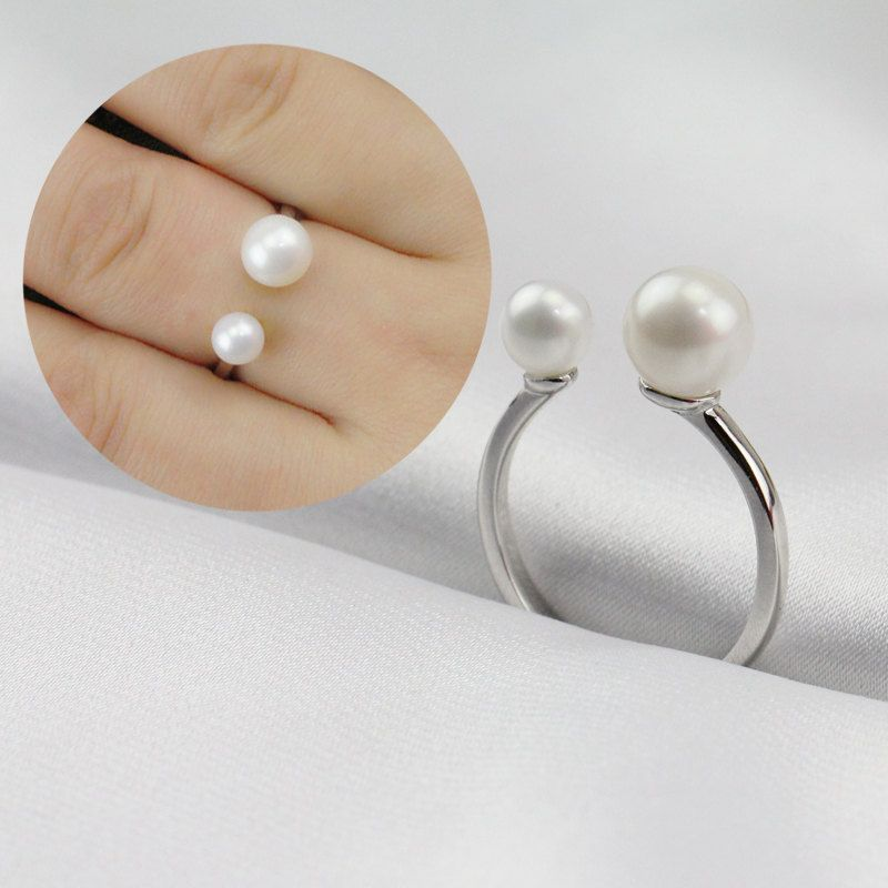Anniversary Graduation Gifts Hallmarked 14K Solid Yellow Gold Pearl Stud Earring Genuine Pink Peach Pearl Stud Bridal Birthday Mother