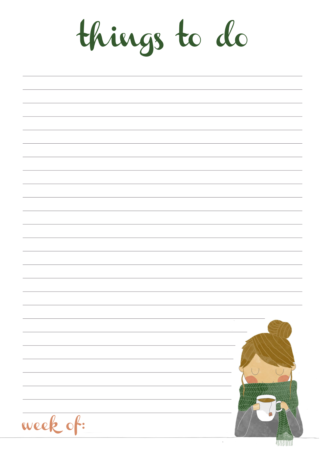 Occupation Mum Free Printable Download Things To Do Page And Stickers