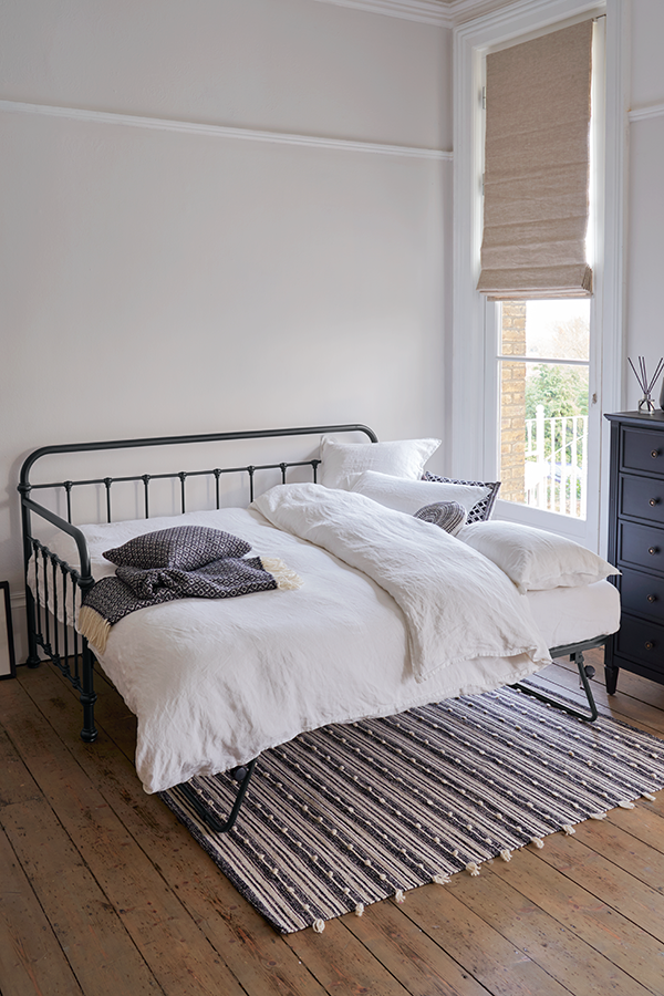 Oliver Pull Out Guest Bed in 2020 Small guest rooms
