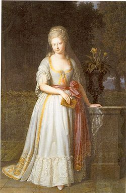 Augusta Caroline van Brunswijk - Wikipedia