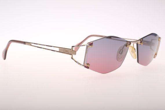 Cazal 136 3 Vintage sunglasses NOS Rare 90s