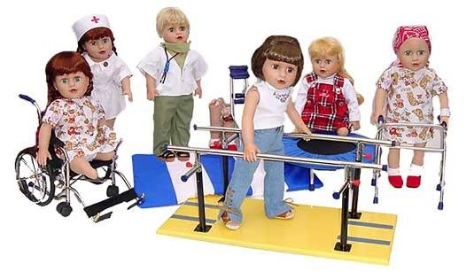Toys For Spina Bifida : Dolls with disabilities thingamababy sb spina bifida