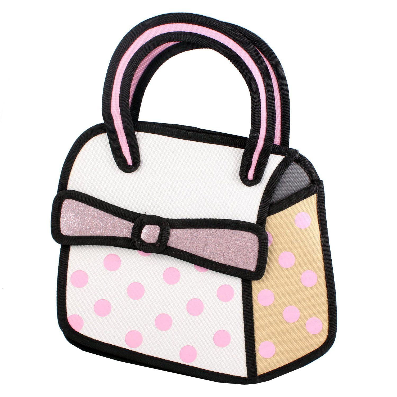 Cartoon Handbag For My Sweetheart Purses Designer Bags Cartoon Bag