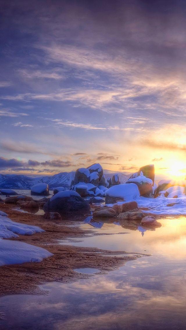 Beautiful Sunset Wallpaper Iphone Hd Desktop 10 HD Wallpapers