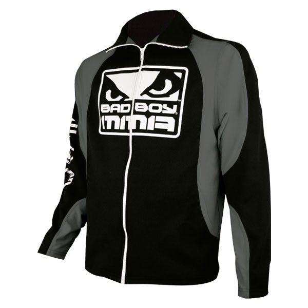 bad boy mma hoodie