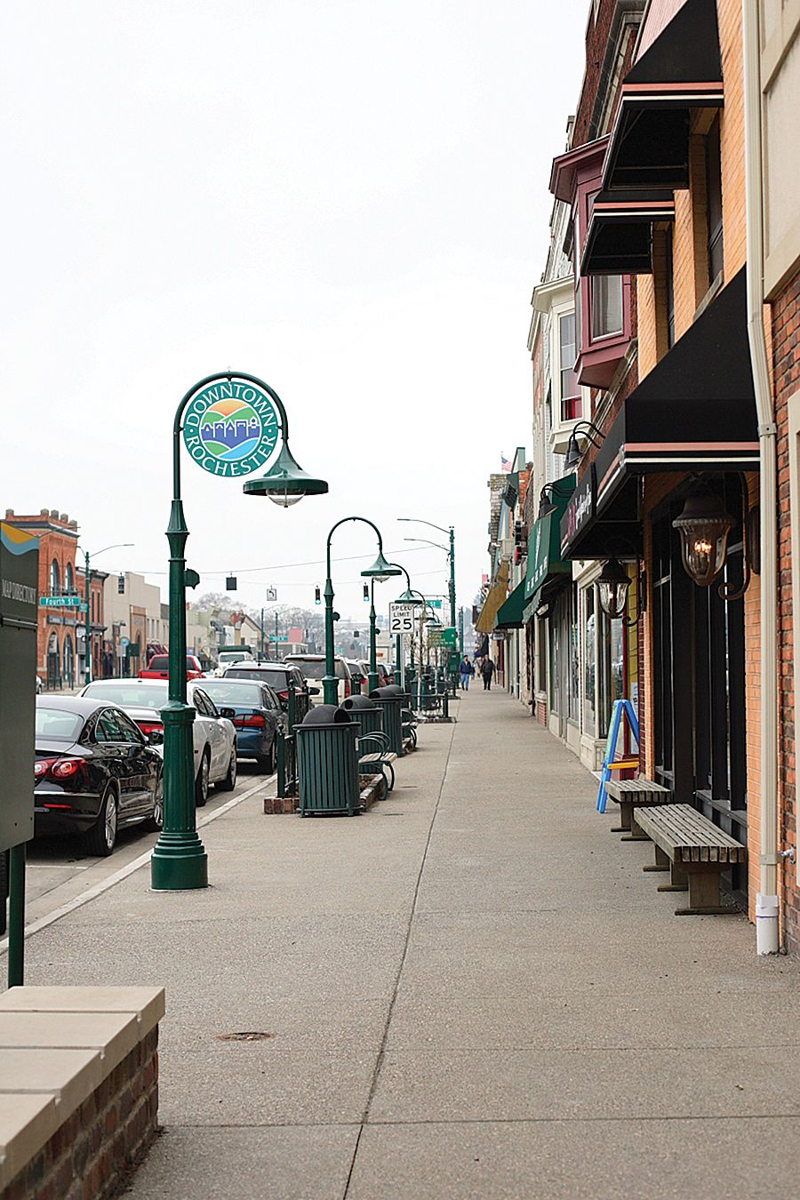 Rochester Named 2013 Great American Main Street Michigan Travel Rochester Michigan Rochester