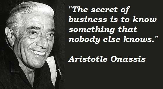 Aristotle Onassis Aristotle Onassis Beautiful Quotes Aristotle Quotes