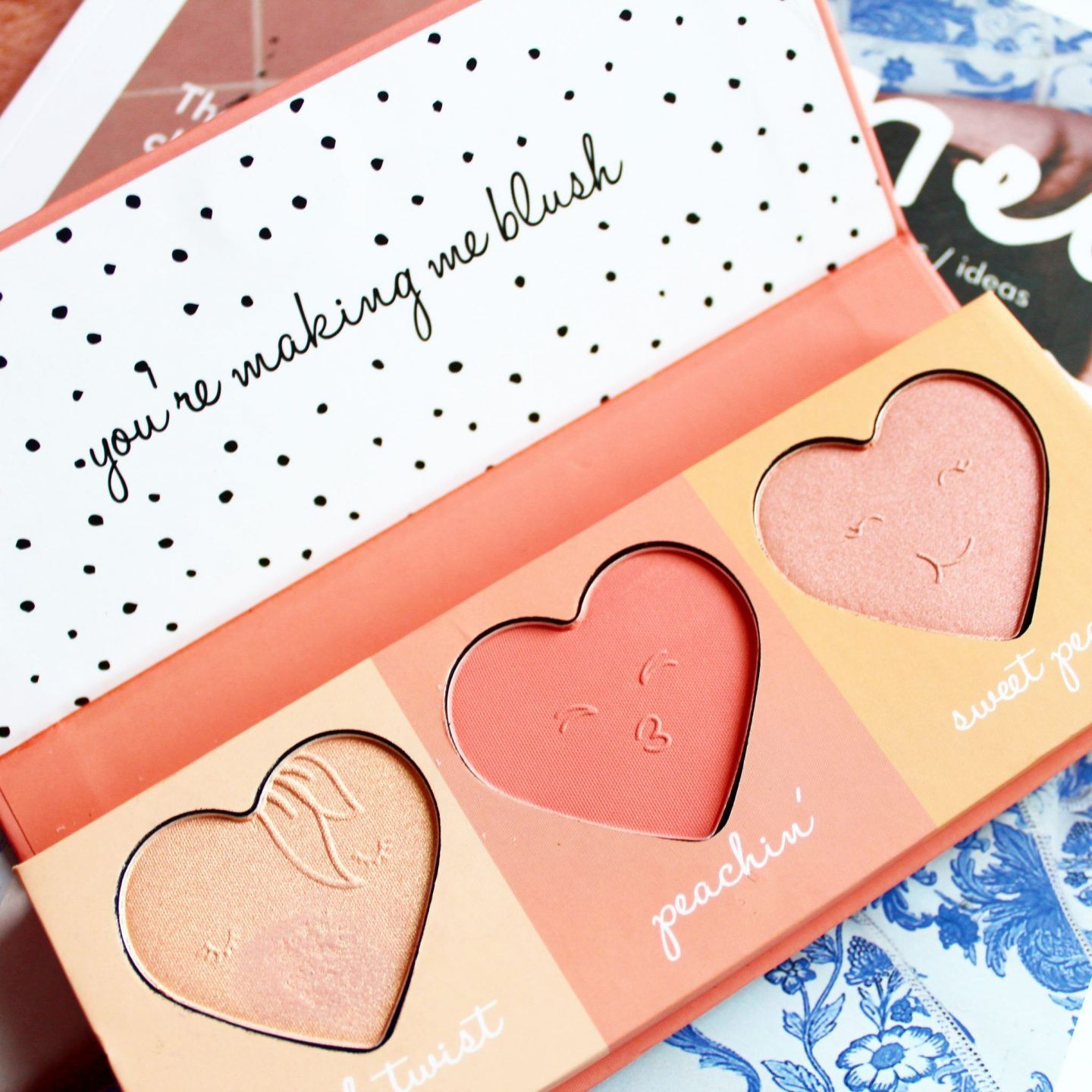 Beauty Products Primark: Primark 'Just Peachy' Collection