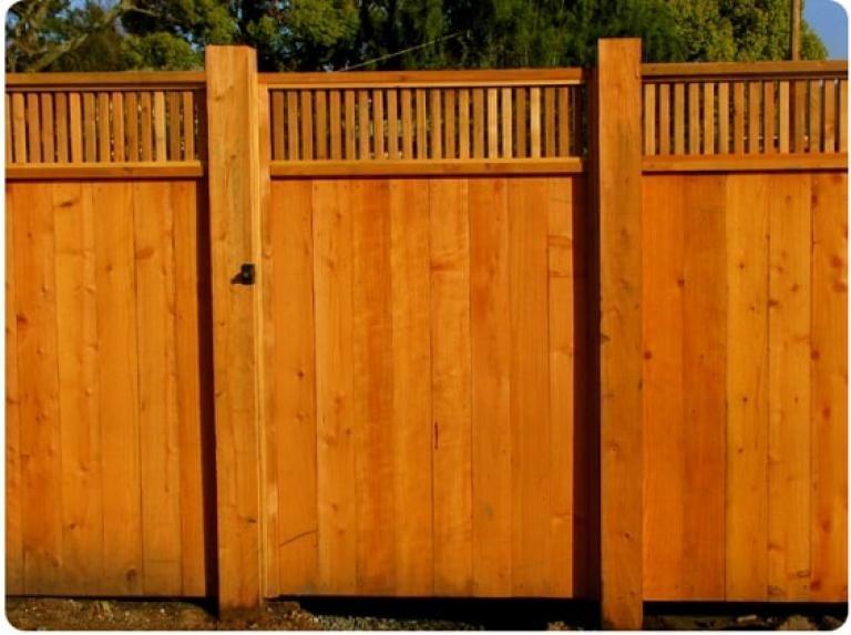 25 Inspiring Redwood Fence Design Ideas Redwood Fence Fence