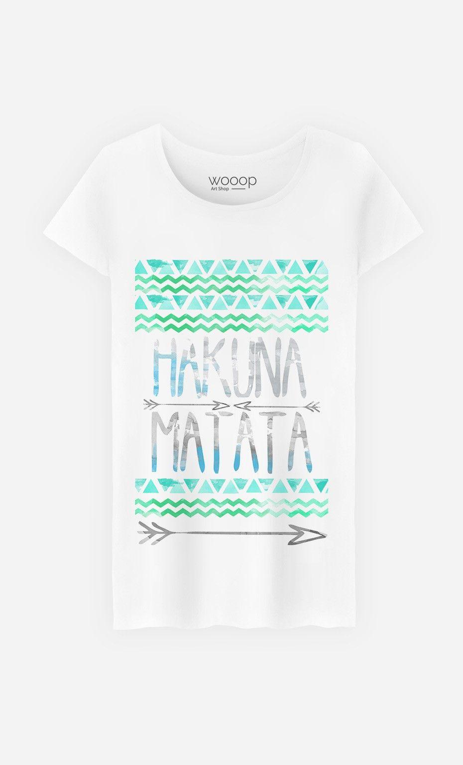 T-Shirt Femme Fun \