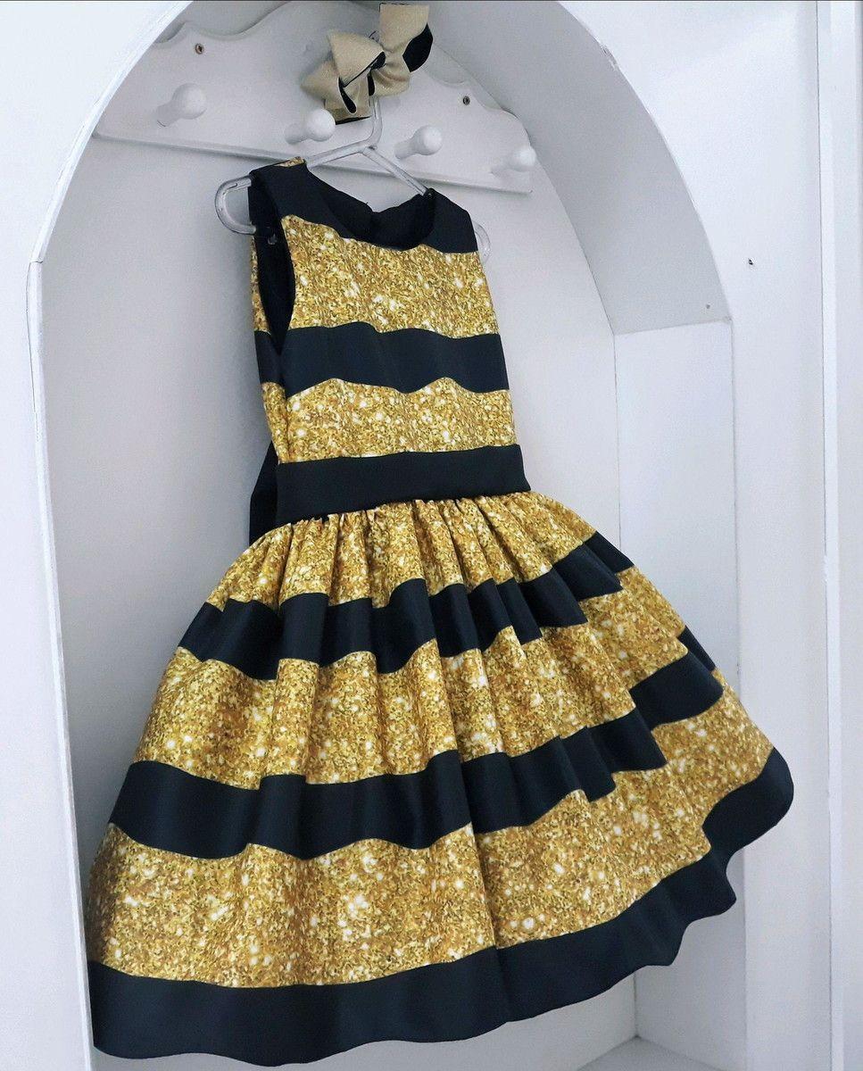 Fantasia Vestido Lol Surprise Bee Queen No Elo7 Toda Encanto D62d07 Vestidos Fantasias Vestido Infantil Festa