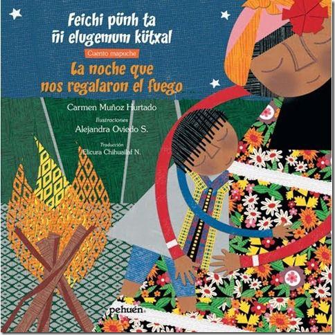 Portada La Noche Cuentos Libros Infantiles Pdf Interculturalidad