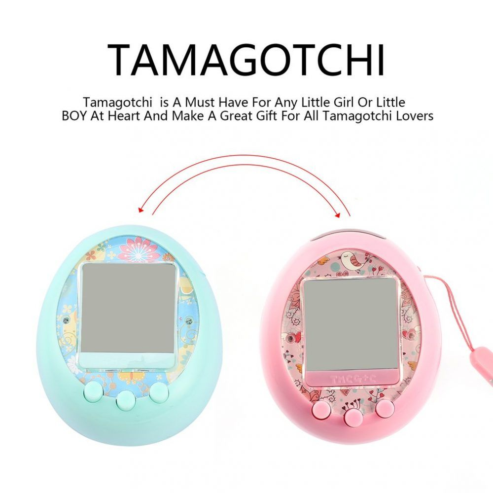 Tamagotchis Funny Kids Electronic Pets Toys Nostalgic Pet In One Virtual Cyber Pet Interactive Toy Digital Hd Color Screen E Pet Pr Pet Toys Interactive Toys Pets Online