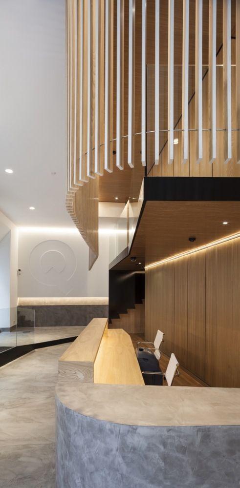 Gallery of bank office rubio bilbao arquitectos 7 en - Arquitectos en bilbao ...