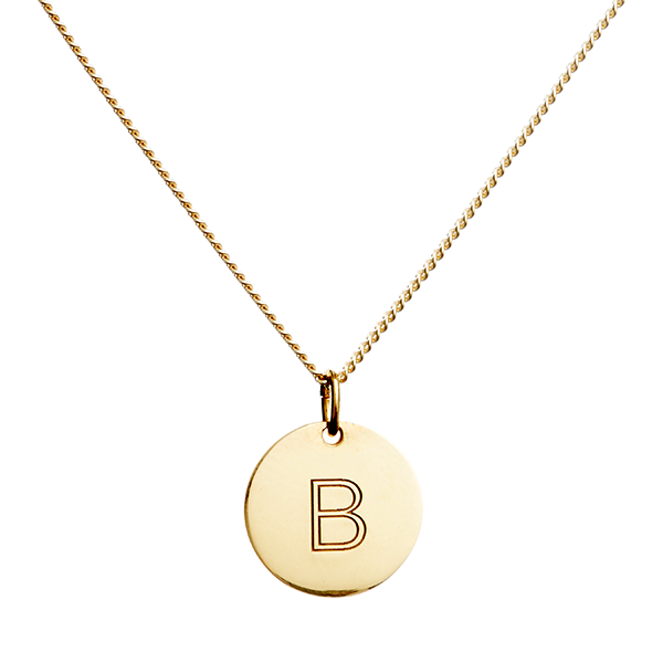 Bluebillieletter pendents goldb bluebillie1 bluebillie blue billie b pendant letter necklace jewelry in gold and silver mix and match letter pendants and gold and silver symbol jewelry mozeypictures Images
