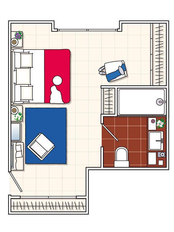 Plano Y Presupuesto Del Dormitorio Casas Y Planos