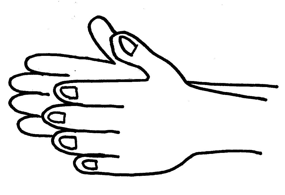 Clap Your Hands Coloring Page Music Classroom Elementary Music Classroom Elementary Music