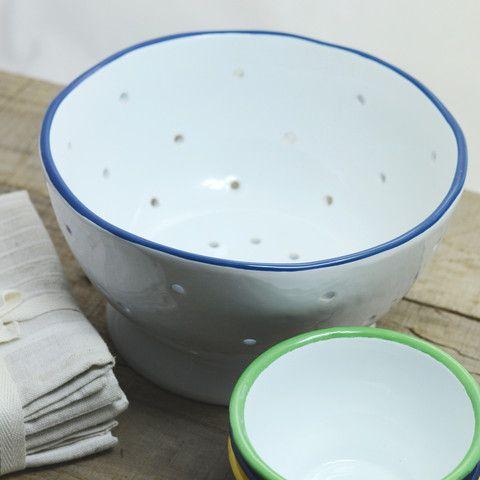 Ceramic Colander