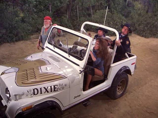 Pin By Jackie Jerkins On Dukes Of Hazzard Famous Movie Cars Adventure Jeep Jeep Cj