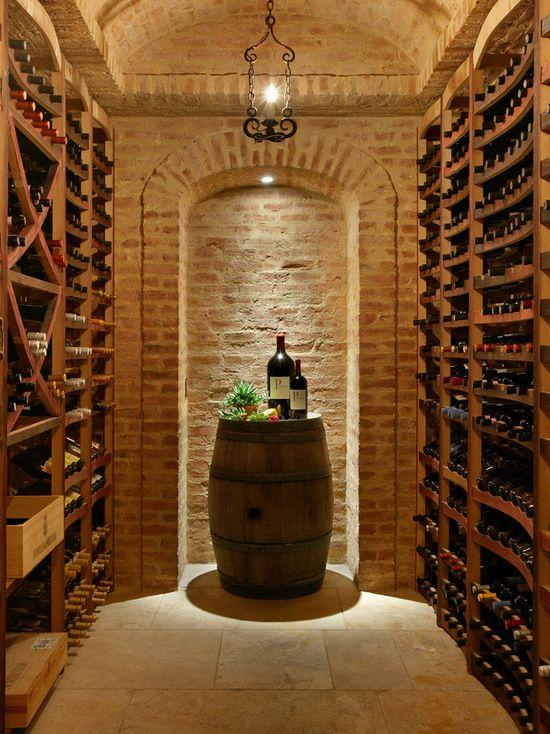 Wine Cellar Design Ideas, Pictures, Remodel & Decor | Wine Cellar ...