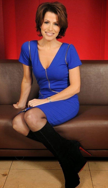 Natasha Kaplinsky | Sexiest Presenters on Television & Radio