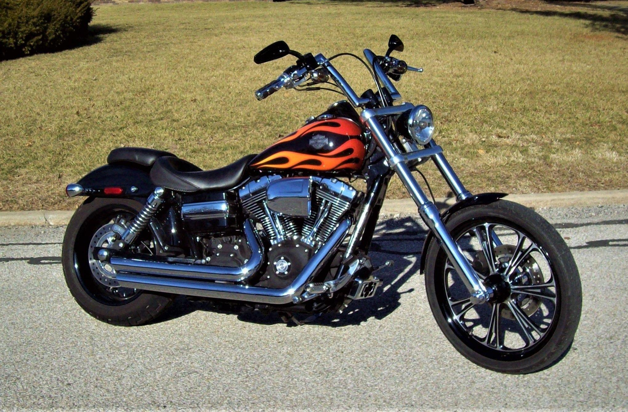 Rc Components Wheels Harley Dyna Wide Glide Harley Harley Davidson