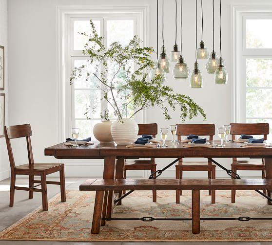 Dining Table Sets Pottery Barn In 2020 Farmhouse