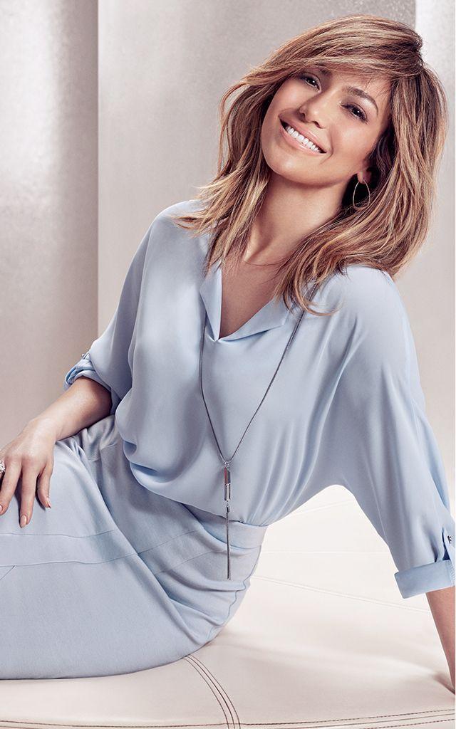 Jennifer Lopez Clothing & Decor | Kohl's | HAIR CUTS | Pinterest ...