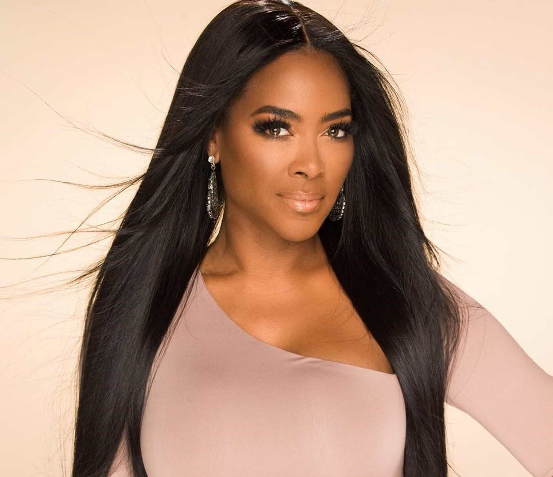 Excited Kenya Moore Shares Photo Of Romantic Getaway With