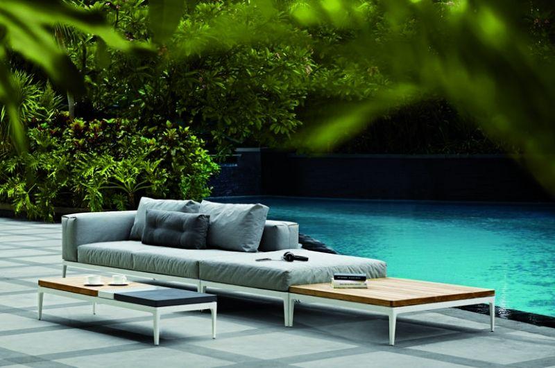 Garten Loungemöbel- Ideen 2015 für sommerliche Outdoor-Highlights