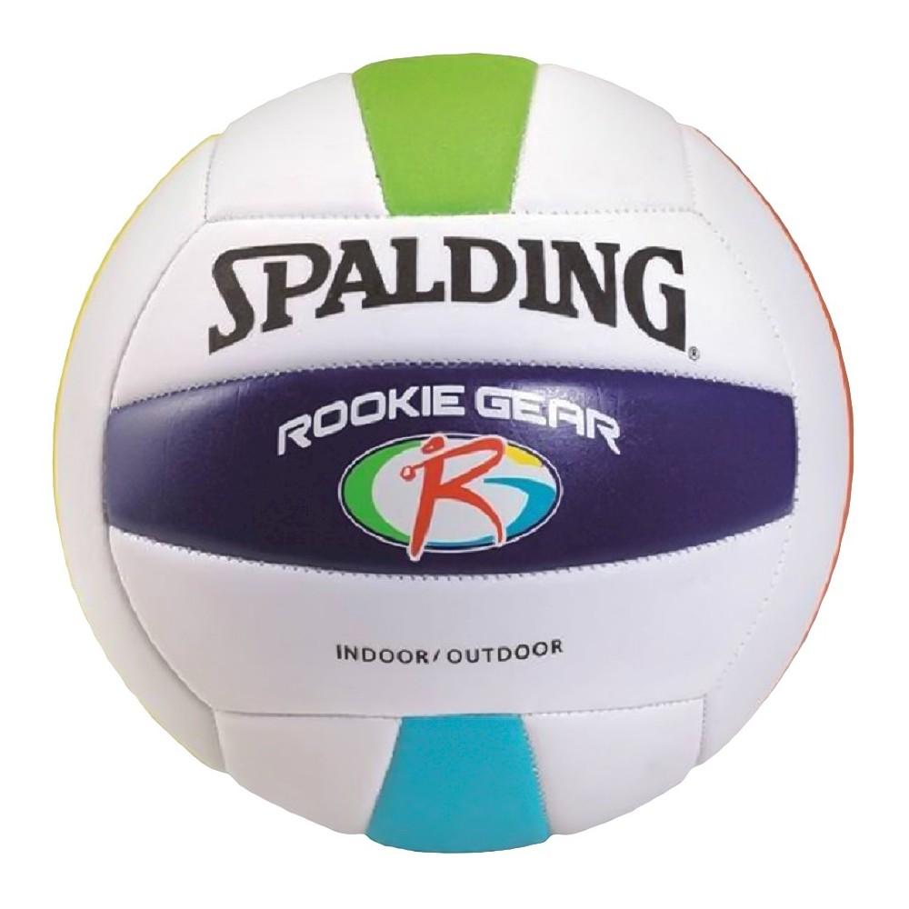 Spalding Rookie Gear EVA Volleyball Multi color