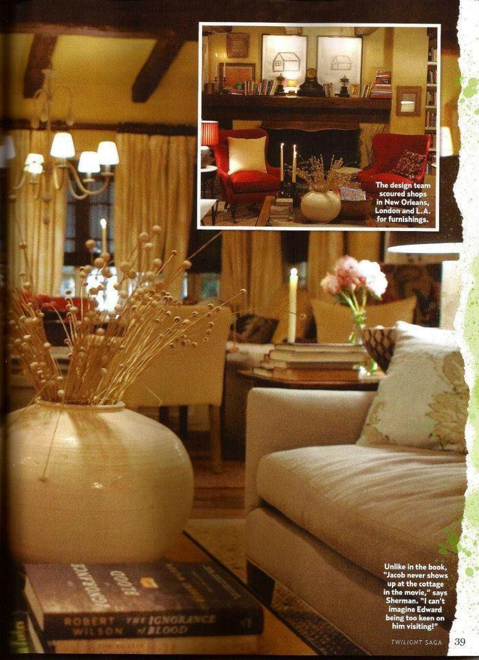 9 best twilight cottage images on Pinterest   Twilight saga, Twilight house  and Homes
