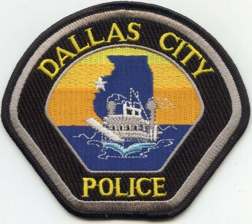 Dallas City Illinois Police Patch Dallas City Police Patches Police