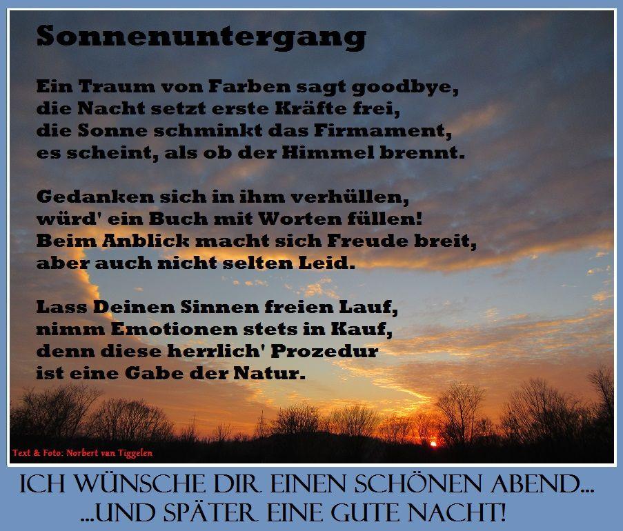 Van Tiggelen Gedicht Reim Menschen Leben Weisheit Gruß