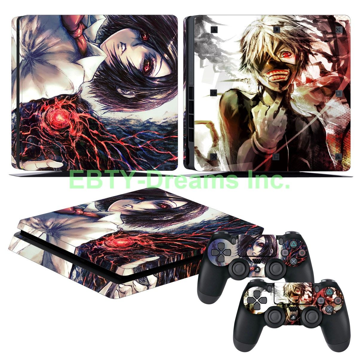 Pin on Playstation 4 Slim (PS4 Slim) Anime Video Game