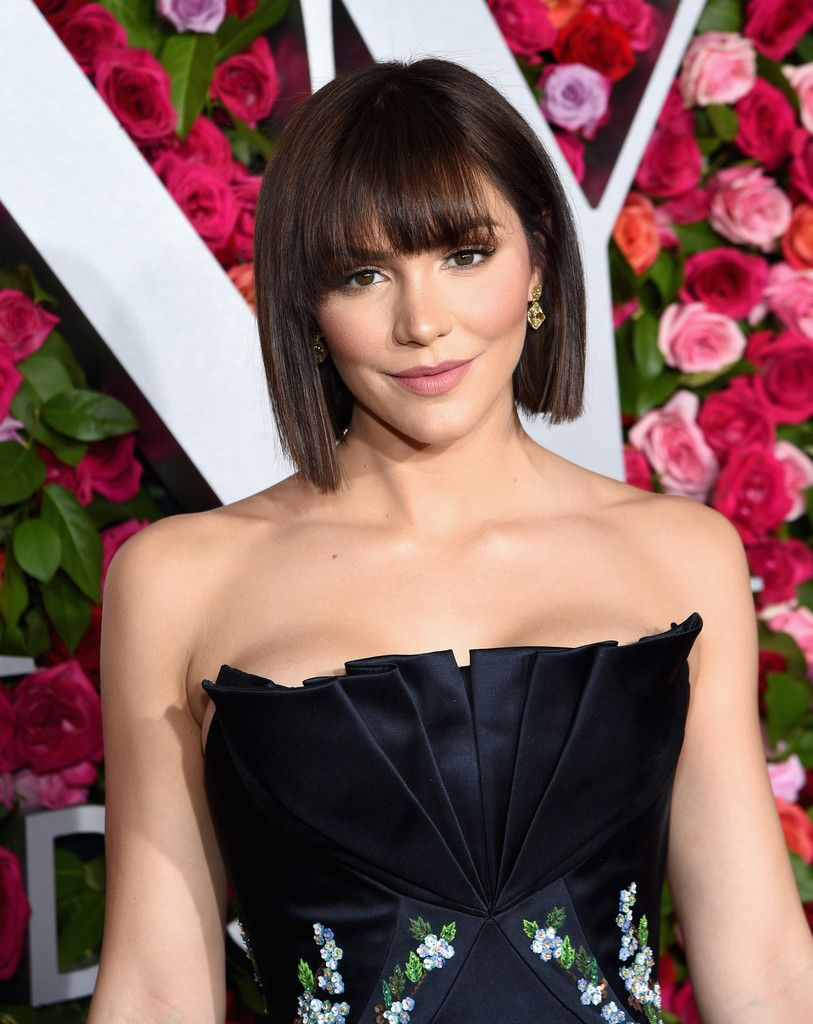 katharine mcphee bob | new haircut in 2019 | short wedding