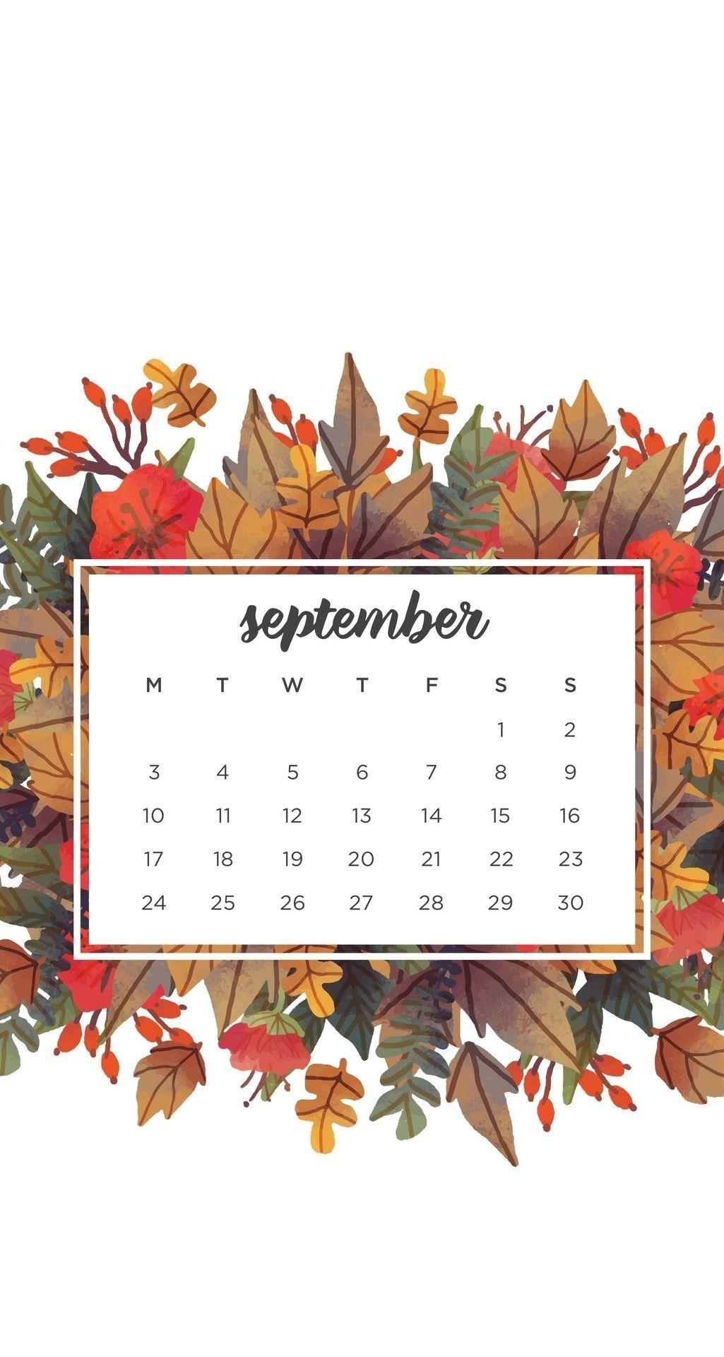 September 2018 Wallpaper calendar iPhone #septemberwallpaper September 2018 Wallpaper calendar iPhone #septemberwallpaper