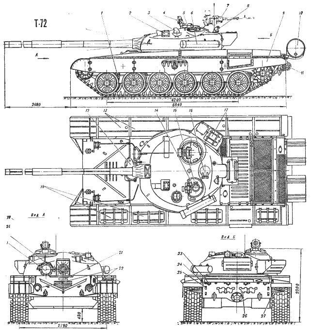 Sherman Tanque Esquemas Planos Foro de radio SUBSIM