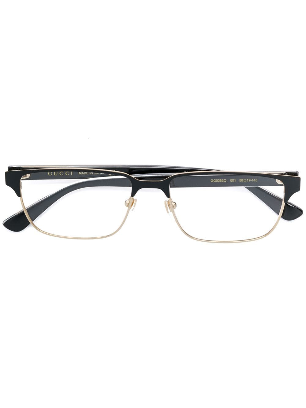 a4b0b3dc7b4 Gucci eyewear rectangular glasses black gucci jpg 1000x1334 Black gucci  frames
