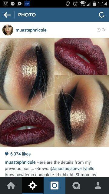 Pretty Makeup, Makeup Looks, Flawless Makeup, Makeup Tutorial Step By Step,