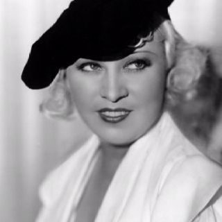 """Mae West: """"Is that a gun in your pocket, or are you just happy to see me?"""""""