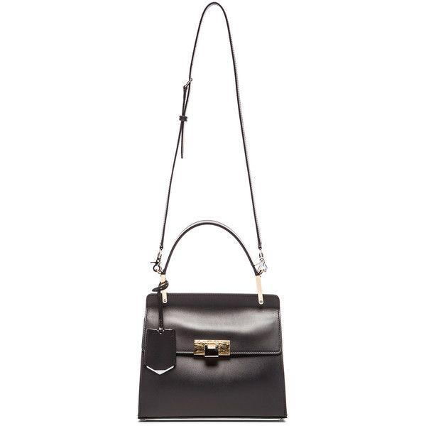 Balenciaga Small Le Dix Cartable ($1,735) ❤ liked on Polyvore featuring bags, handbags, balenciaga, balenciaga bag, white handbags, white purse and balenciaga purse