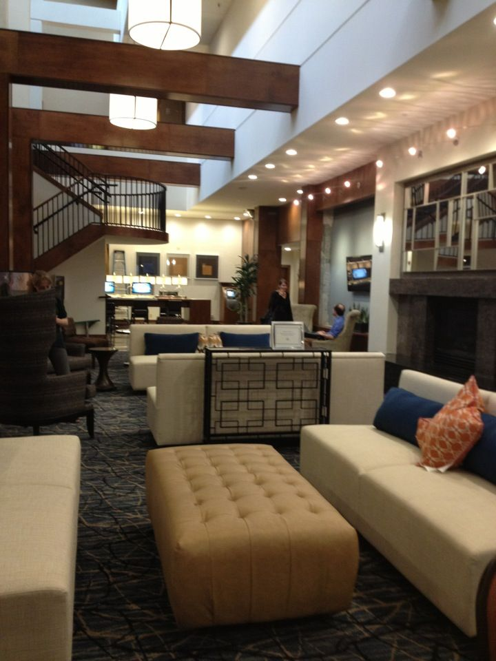 Hilton Knoxville Knoxville Tennessee City Spotlight