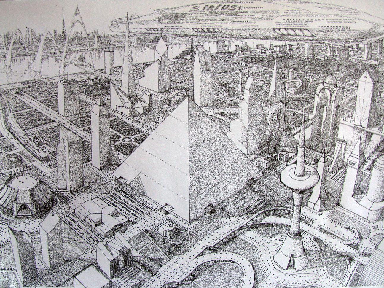 Futuristic city by bazaltique futuristiccitybybazaltiquejpg 1295971